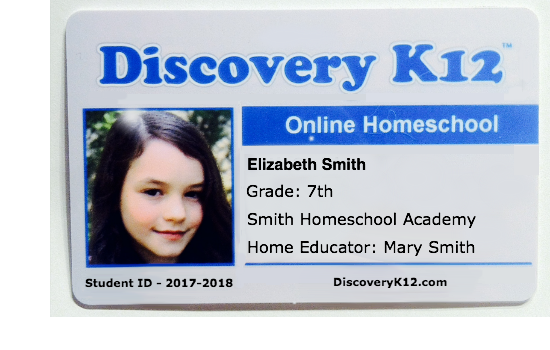 student id cards for school