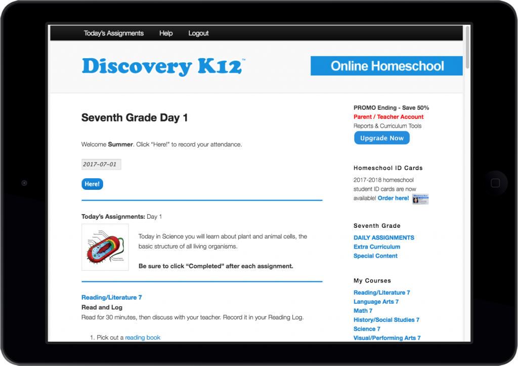 Discovery K12 Provides Free Curriculum To Homeschoolers Everywhere